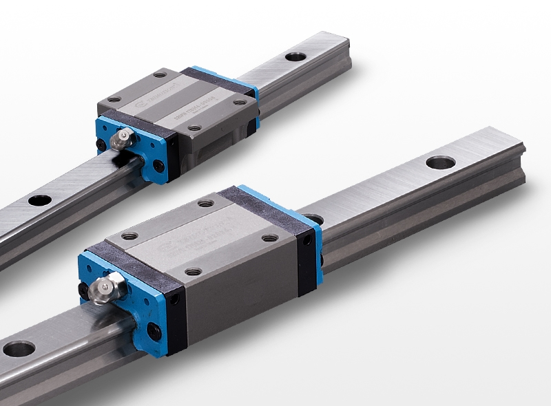 TBI Motion Linear rail guides