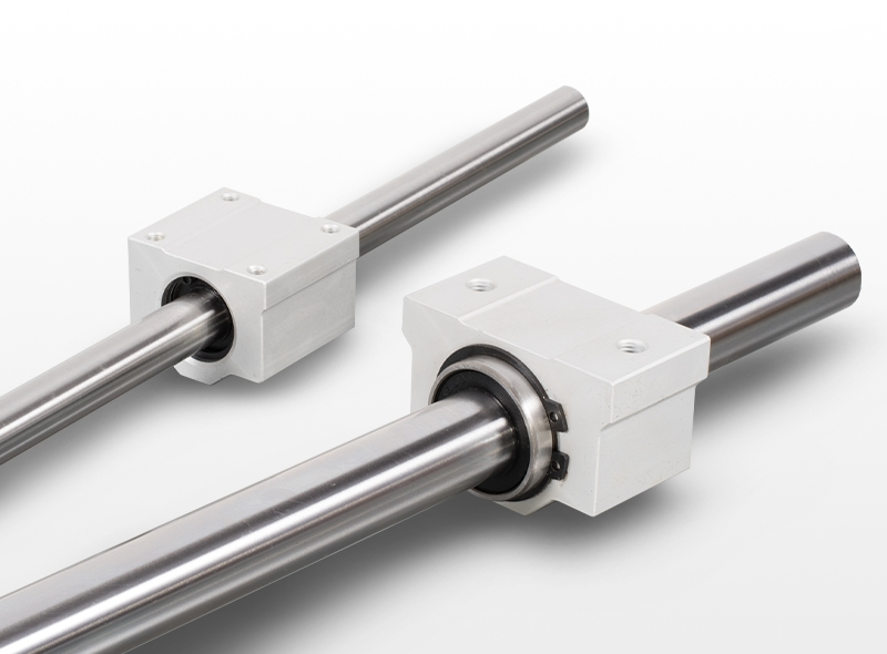 Linear Bearing Blocks for Round Shaft