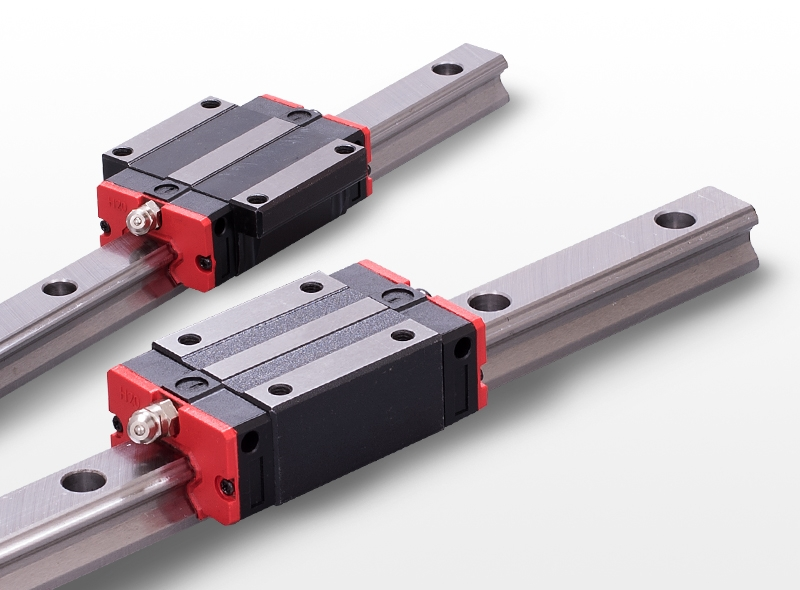 Economy linear rail guides
