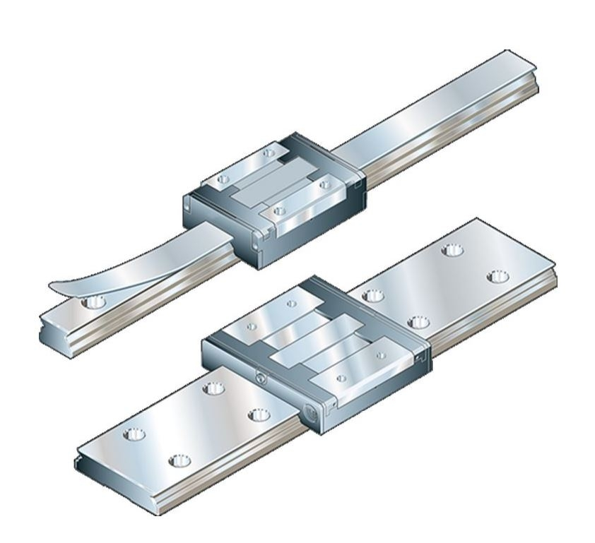 BOSCH-REXROTH Miniature Ball Rail Systems