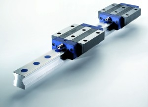 ROSA linear roller rails and blocks
