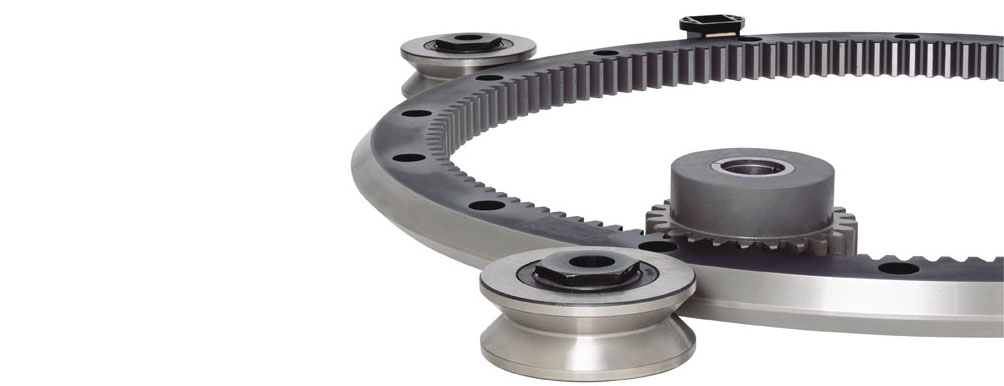 Hepcomotion HDRT Heavy Duty Ring Guides and Track Systems