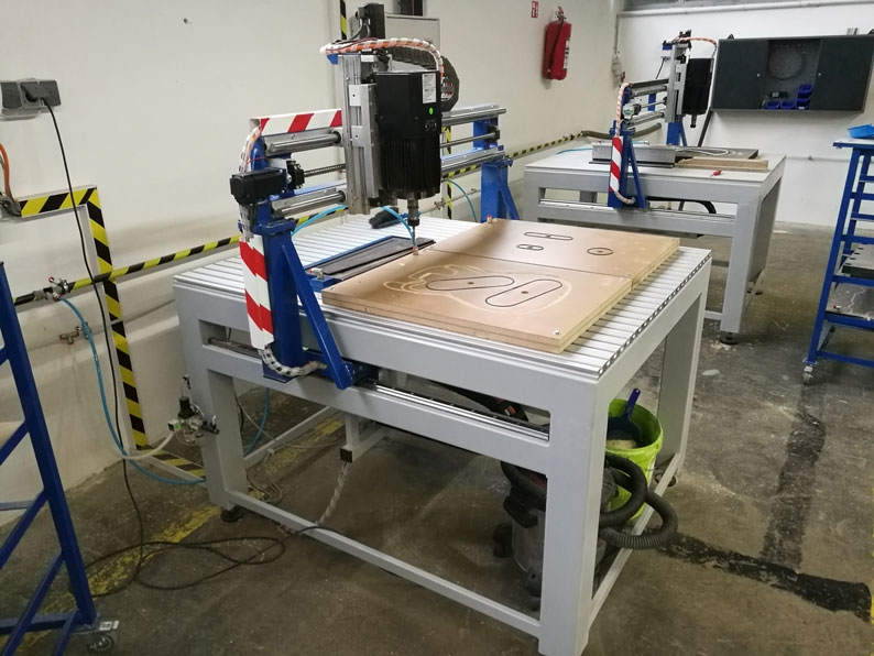 CNC for woodworking